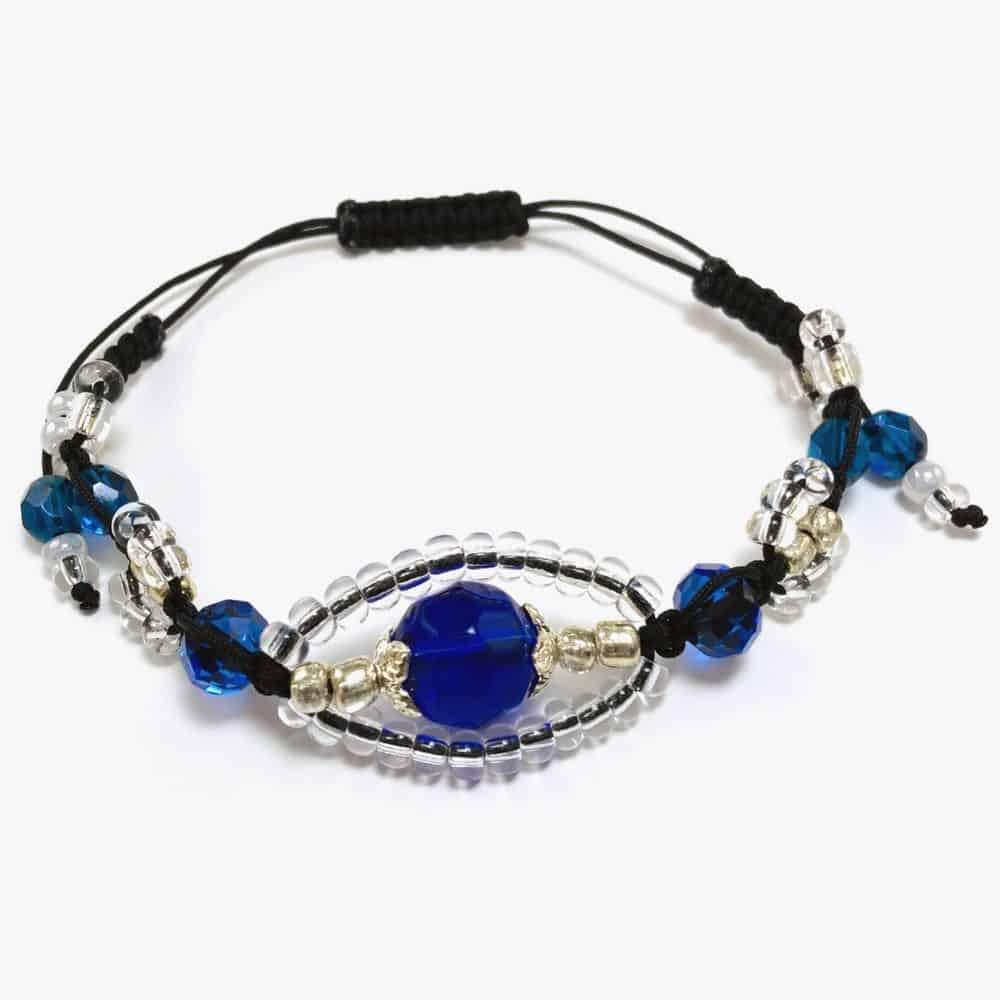 Victorian Retro Braided Bracelet