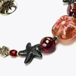 Hawaiian Starfish Bracelet