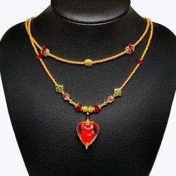 Heart of Fire Choker