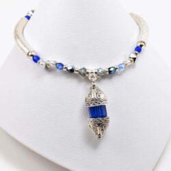 Blue Lantern Bracelet