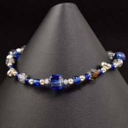 Cathedral Blue Bracelet