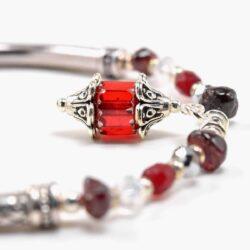 Red Lantern Bracelet