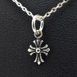 Petite Sterling Silver Cross