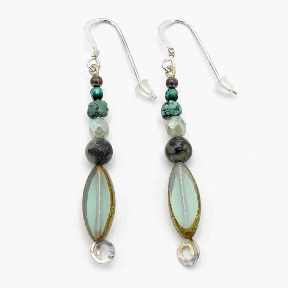 Turquoise Dangle Earring